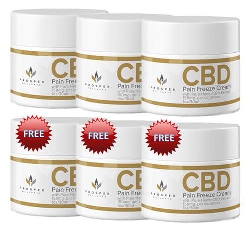 Aloe vera and CBD for pain relief