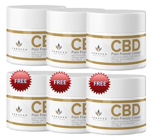 CBD Aloe vera pain relief
