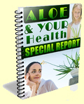 Aloe Vera and Health