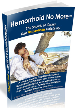 Alternative Hemorroid Remedy