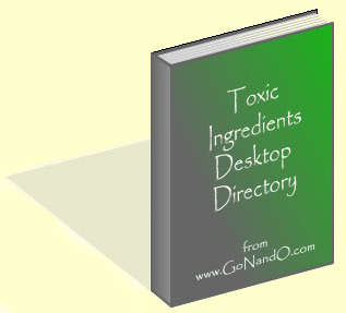 Toxic Ingredients EBook