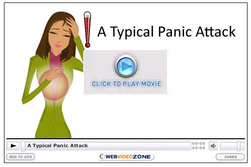 Anxiety Symptoms Video