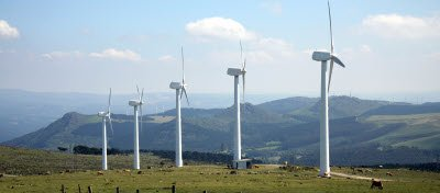 wind power generators
